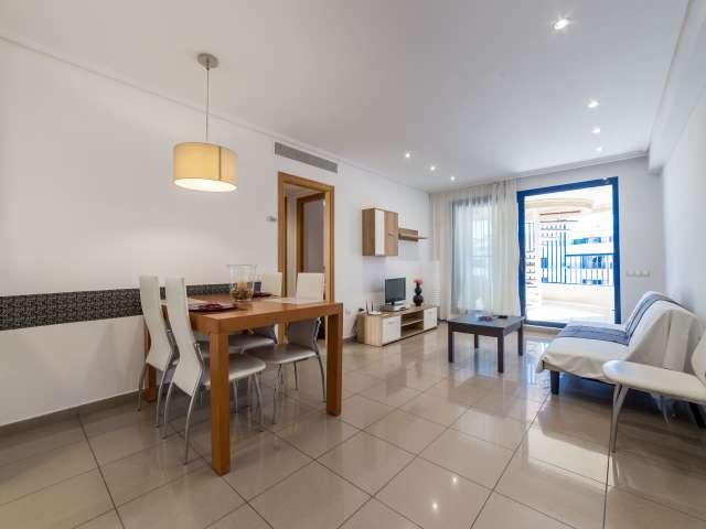 Appartamento con 2 camere da letto in affitto ad Alboraya, Valencia