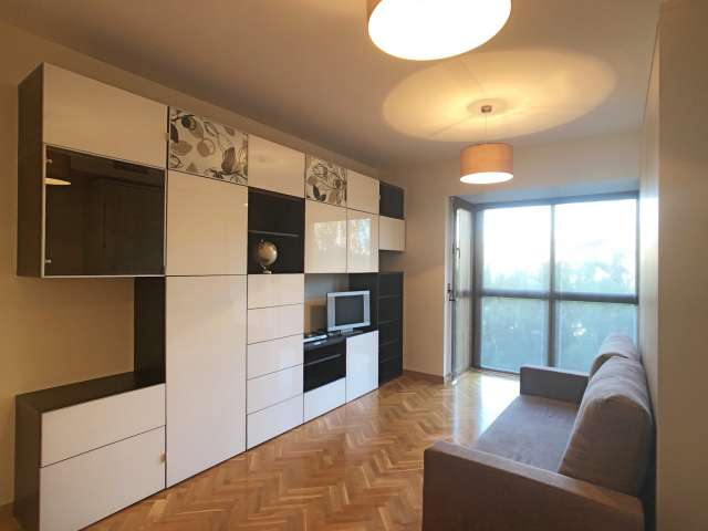 Great studio apartment for rent in Ciudad Lineal, Madrid