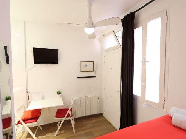 Stilvolles Studio-Apartment zu vermieten, Lavapiés, Madrid