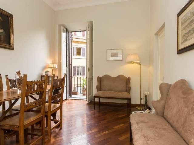 Appartement de 2 chambres à louer à Pinciano, Rome