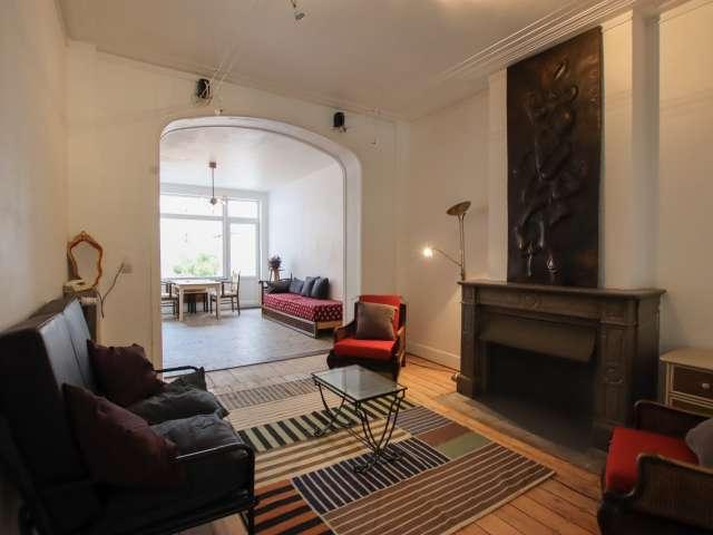 Appartement 1 chambre à louer dans le quartier Léopold