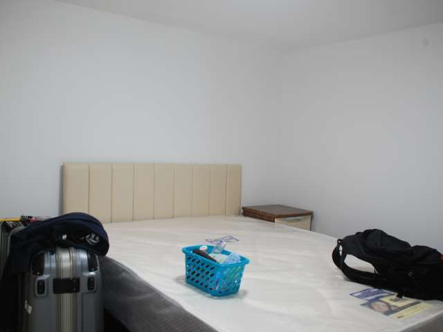 Decorated room in shared apartment in Broadstone, Dublin
