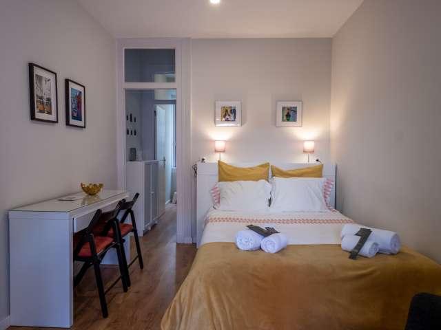 Studio apartment for rent in Santa Maria Maior, Lisbon
