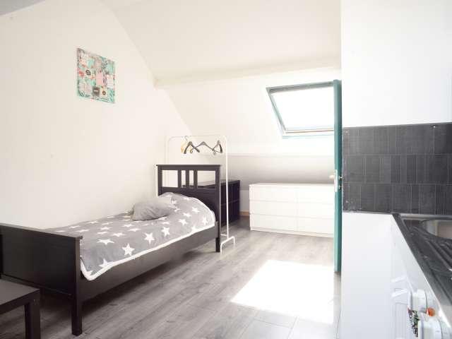 Studio compact à louer à Ganshoren, Bruxelles