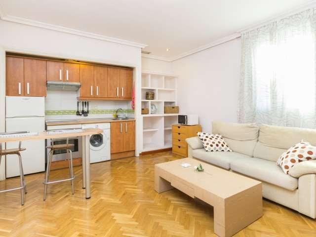 1-Zimmer-Wohnung mit AC mieten - Centro, Madrid
