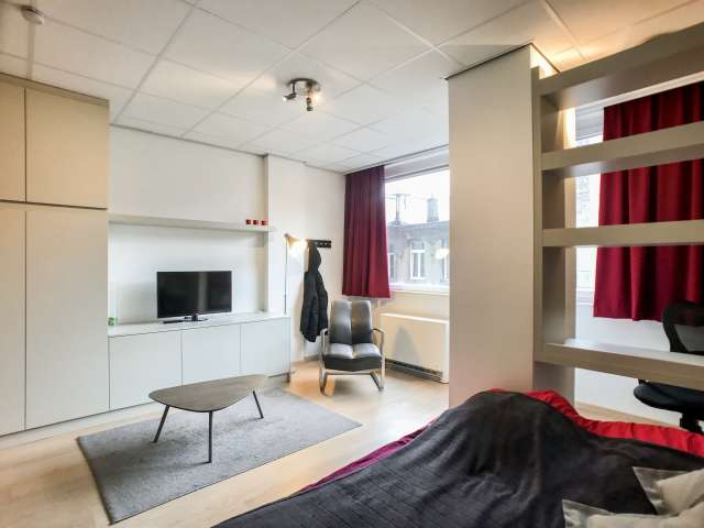 Stylish studio apartment for rent, Center, Brussels