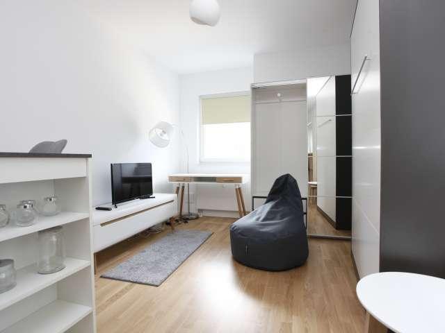 Stilvolles Studio-Apartment zur Miete in Lichtenberg, Berlin