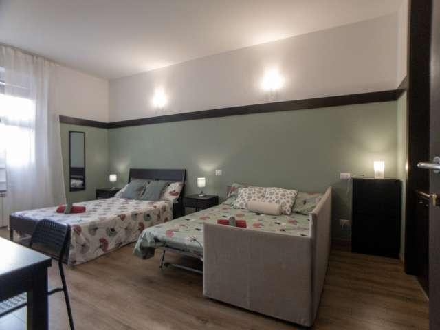 Stanze in affitto in appartamento con 2 camere da letto a Centro, Milano