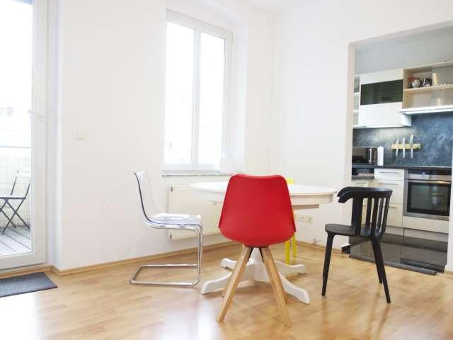 2-Zimmer-Wohnung zur Miete in Friedrichshain