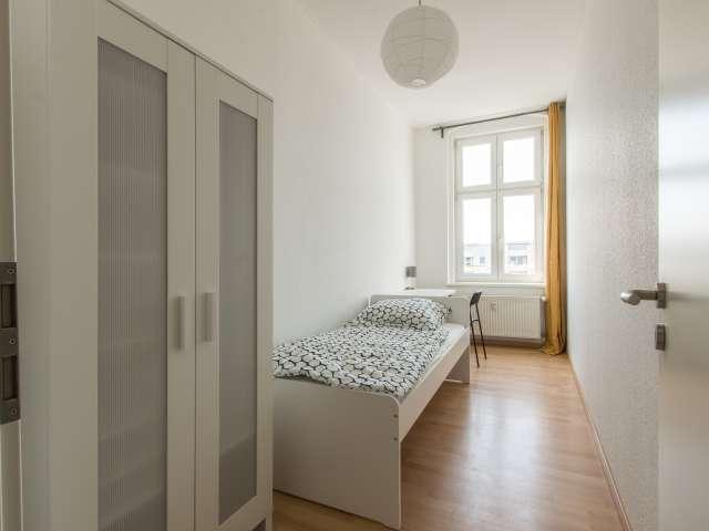 Helles WG-Zimmer zu vermieten in Friedrichshain, Berlin