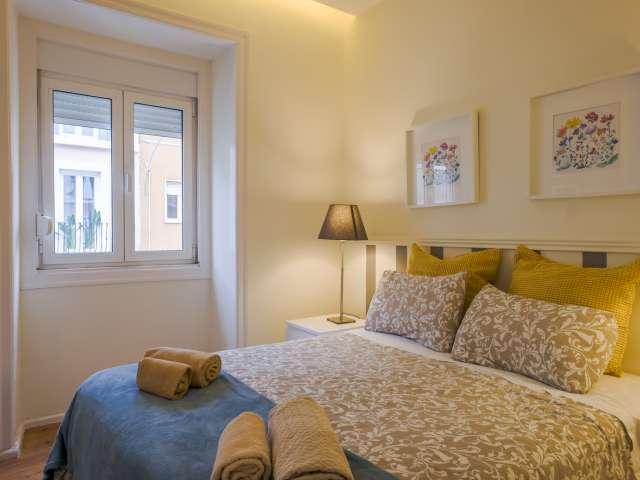 Apartamento de 2 quartos para alugar em Campolide, Lisboa