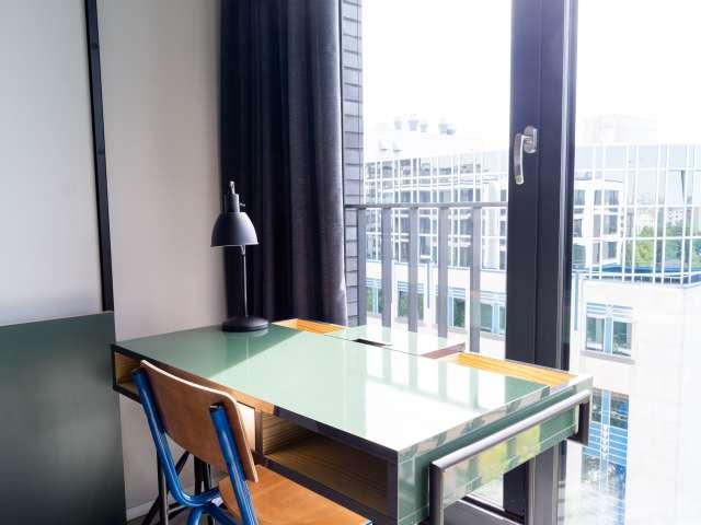 Studenten-Studio-Wohnung zur Miete in Mitte, Berlin