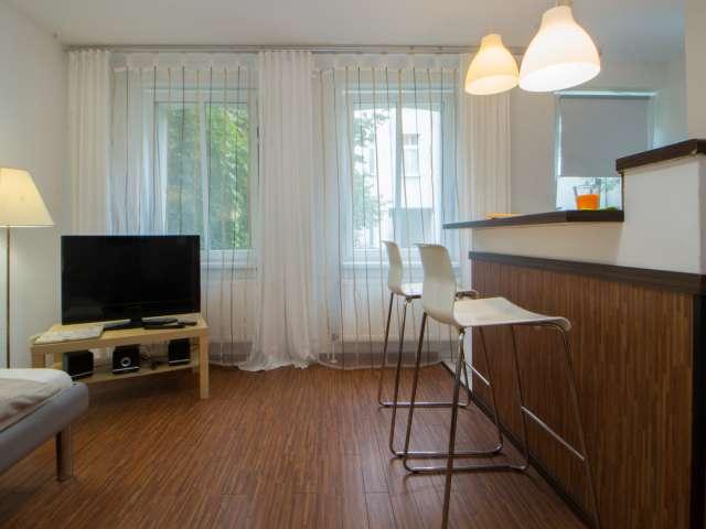 Praktisches Studio-Apartment zu vermieten in Pankow, Berlin