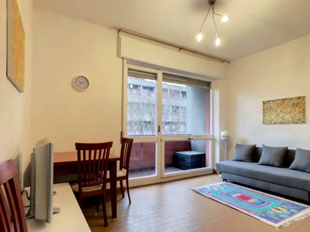 Studio apartment for rent in Barona, Milan