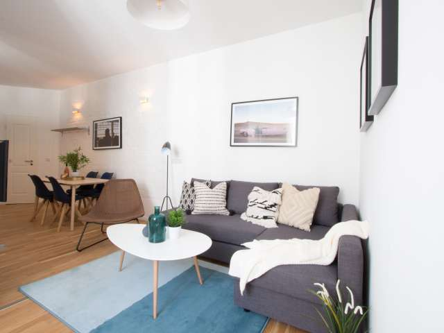 Stylish 1-bedroom apartment in Prenzlauer Berg, Berlin
