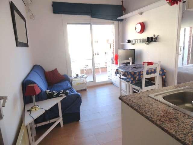 Casual 1-bedroom apartment for rent in Gràcia, Barcelona