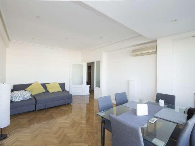 Chambre spacieuse à louer dans un appartement de 2 chambres à coucher, Nueva España