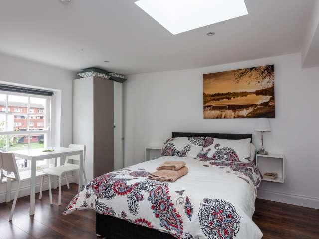 Cute studio apartment for rent in Rathmines, Dublin
