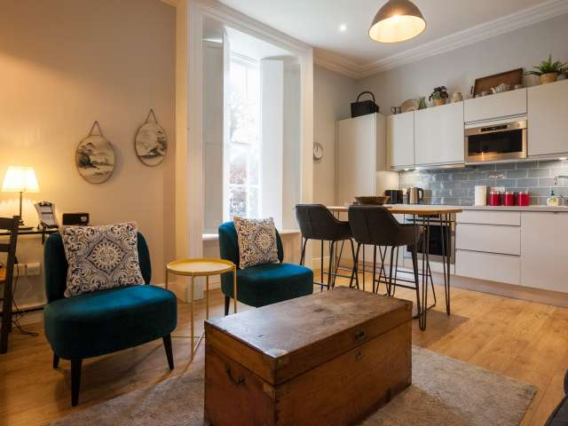 Charming 1-bedroom apartment for rent in Clontarf, Dublin