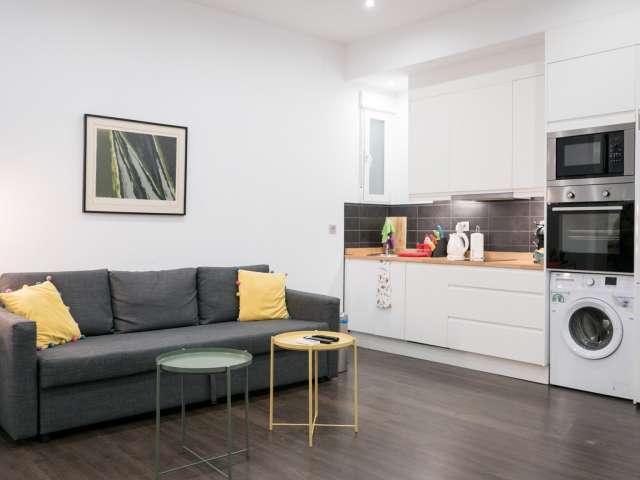 Studio apartment to rent in Atocha, Madrid