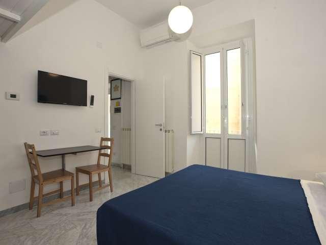 1-Zimmer-Wohnung zur Miete in Porta Pia, Rom
