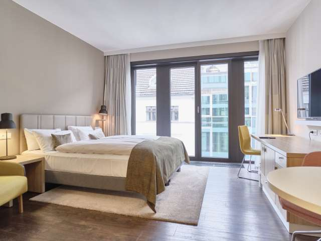 Lovely studio apartment for rent in Mitte, Berlin