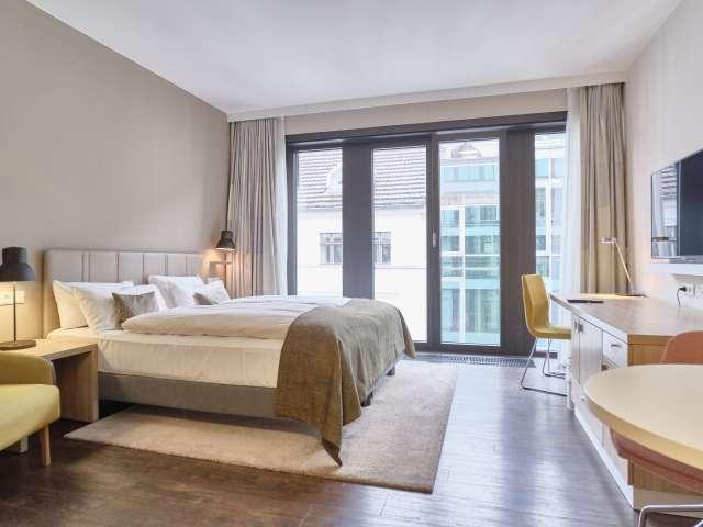 Schönes Studio-Apartment zu vermieten in Mitte, Berlin