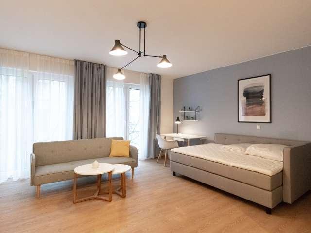 Schickes Studio-Apartment zur Miete in Charlottenburg, Berlin