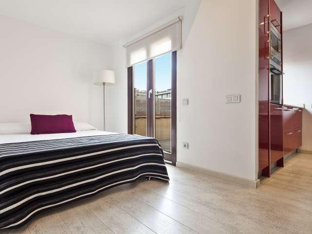 Estudio en alquiler en Poblenou, Barcelona