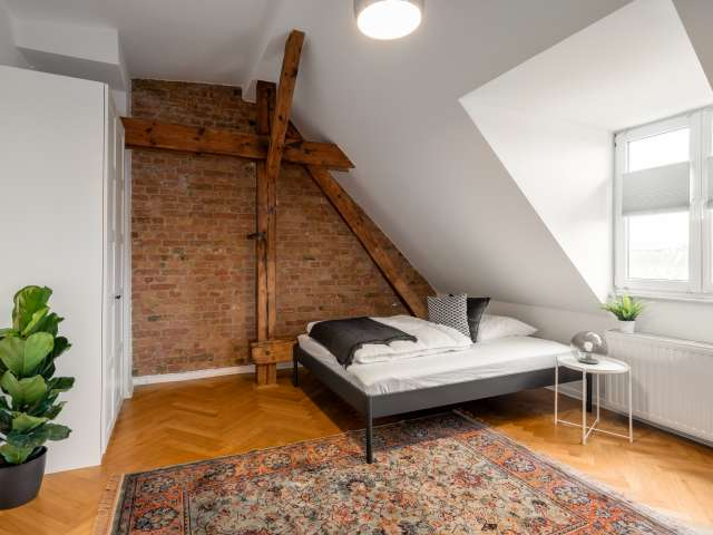 Geräumiges Zimmer in Wohngemeinschaft in Friedrichshain