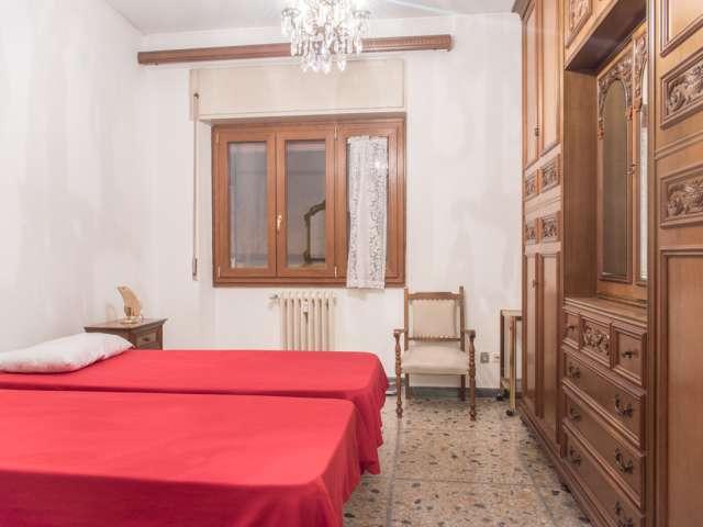 2 stanze in un appartamento *pet friendly* a San Giovanni, Roma
