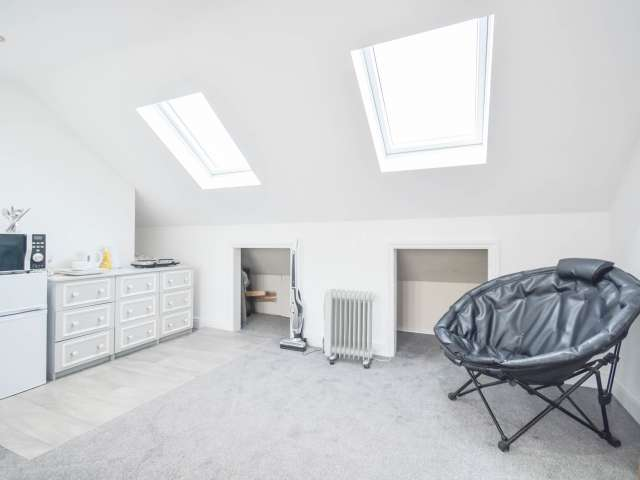 Studio flat to rent in Redbridge in London