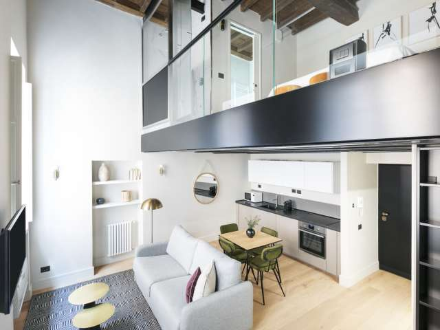 Studio for rent in Rome
