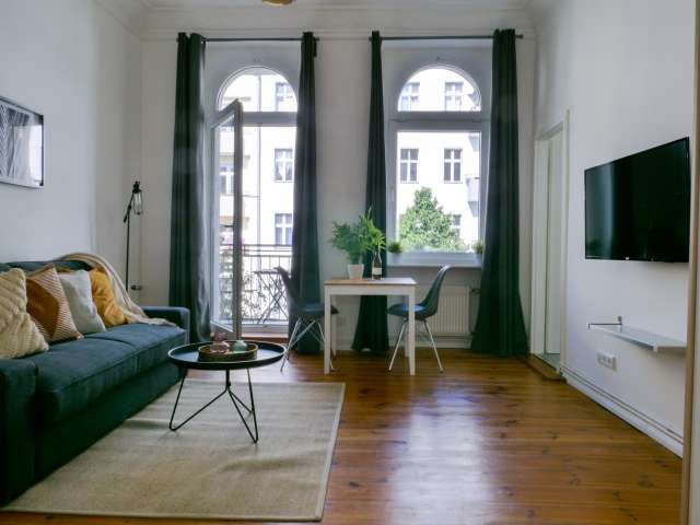 Stilvolles Studio-Apartment zur Miete in Mitte, Berlin