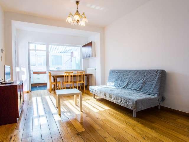 Spacieux appartement 1 chambre à louer - Schaerbeek, Bruxelles