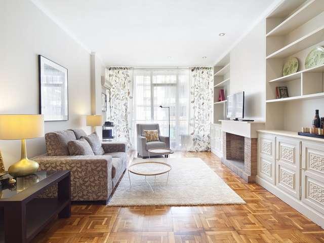 Bright 2-bedroom apartment for rent in Sant Gervasi
