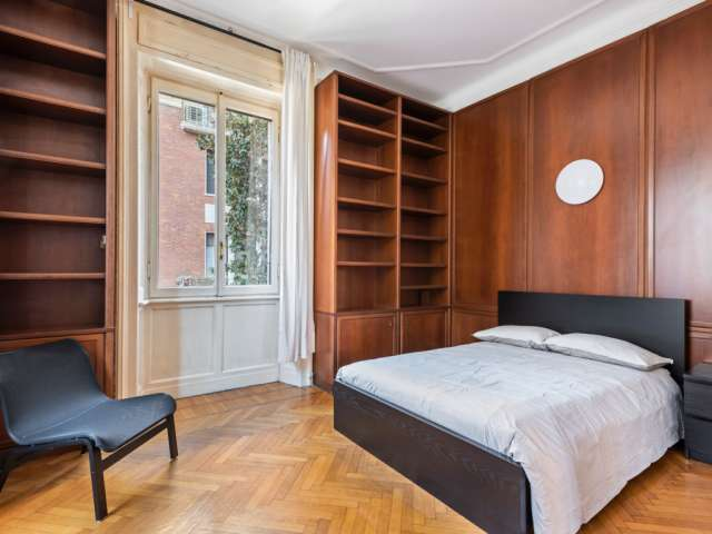 Room for rent in apartment with 10 bedrooms in Porta Romana