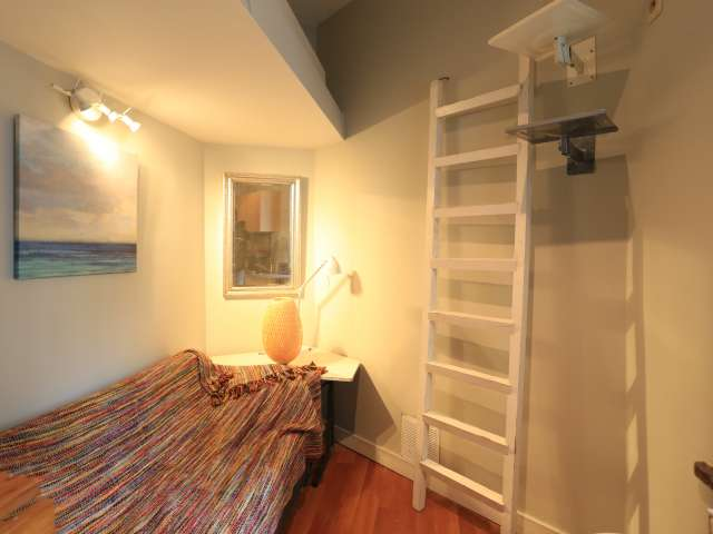 Small studio apartment for rent in Saint-Josse, Brussels