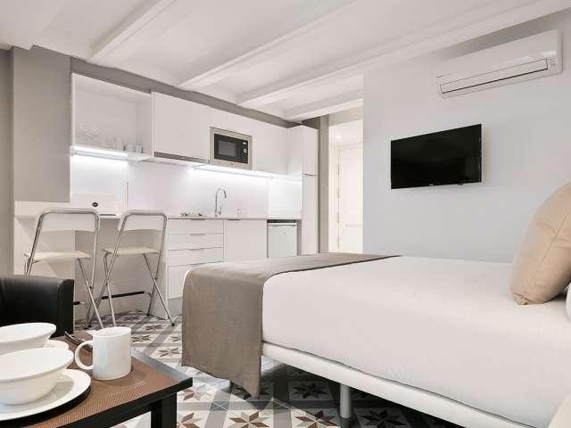 Studio apartment for rent, Sagrada Familia, Barcelona