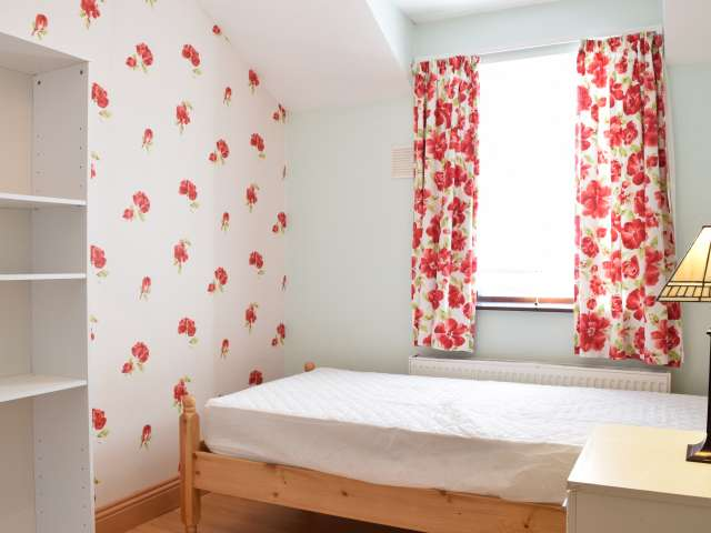 Decorated room in 5-bedroom apartment in South Dublin