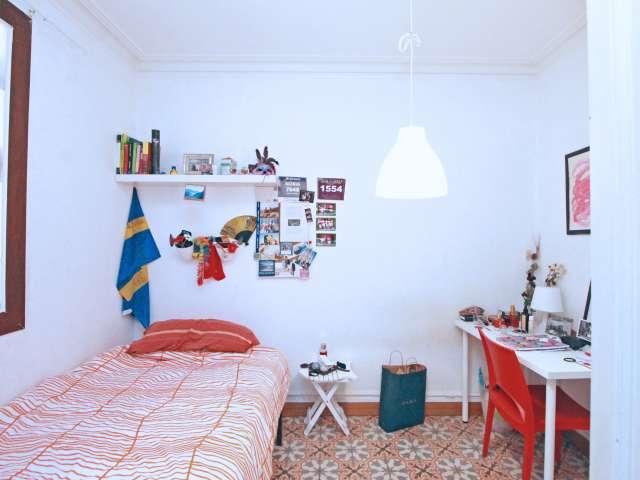 Innenraum in 5-Zimmer-Wohnung in Gràcia, Barcelona
