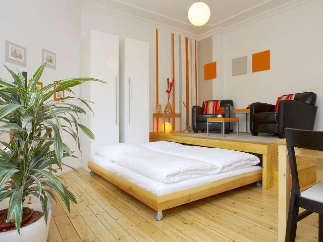 Elegant studio for rent in Friedrichshain, Berlin