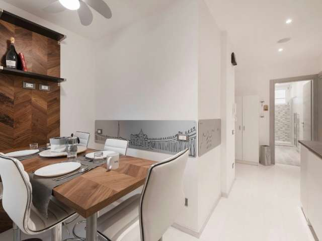 Appartamento bilocale in affitto a San Giovanni, Roma