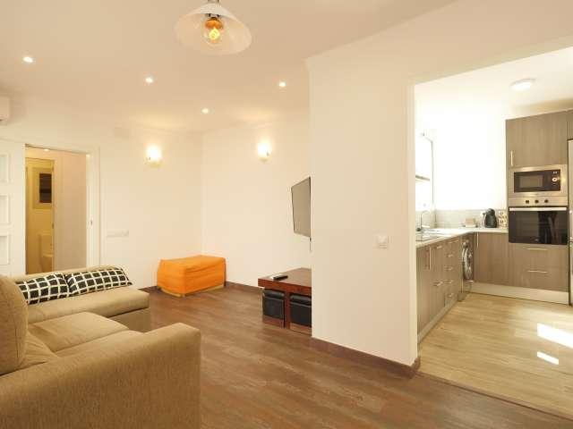 2-bedroom apartment for rent in Hospitalet, Barcelona