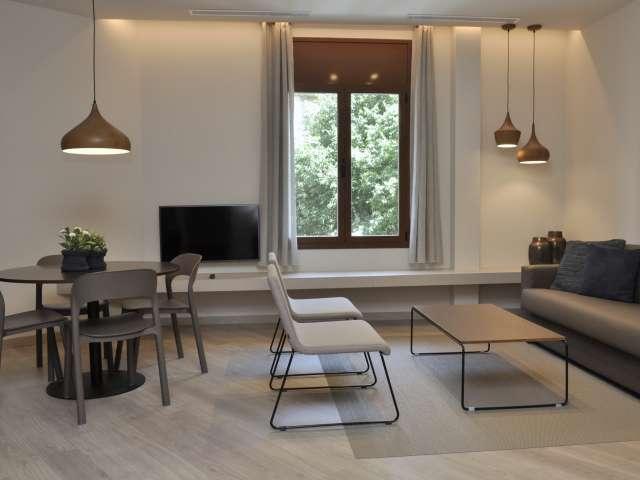 Wunderschöne 2-Zimmer-Wohnung zur Miete in El Raval, Barcelona