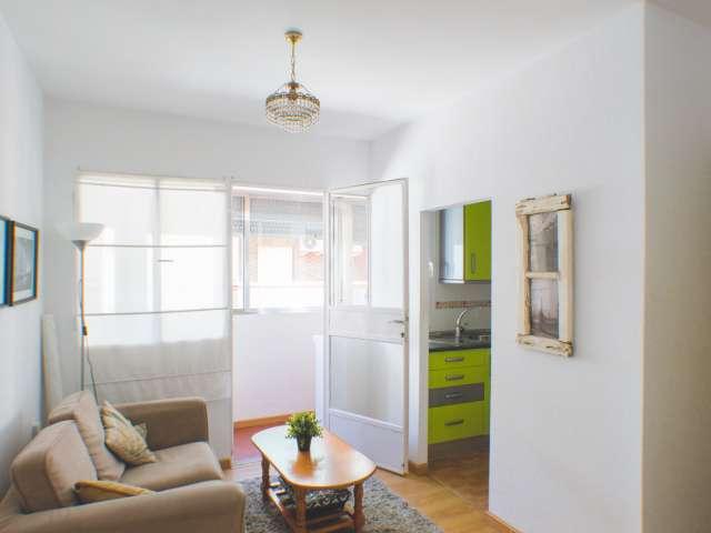 3-Zimmer-Wohnung zur Miete in Guindalera, Madrid