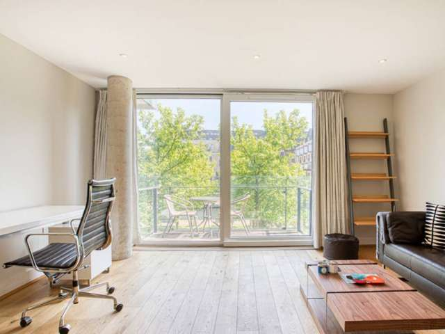 Stylish 1-bedroom flat to rent in Angel, London