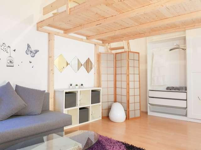 Schöne Wohnung mit 1 Schlafzimmer in Prenzlauer Berg, Berlin