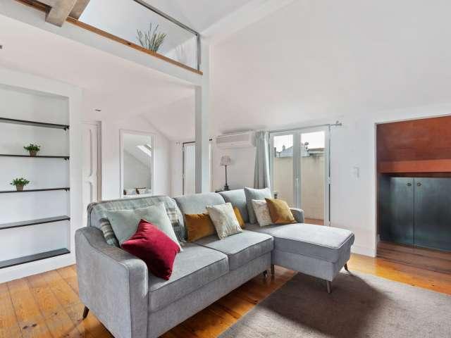 2-bedroom apartment for rent in Campo de Ourique, Lisbon