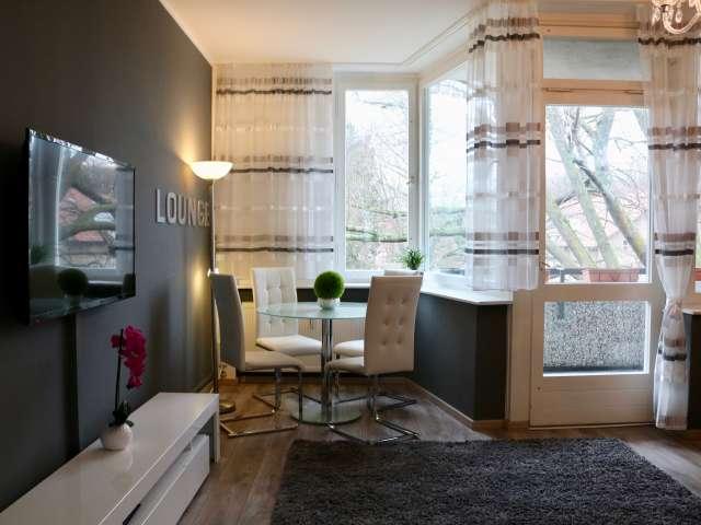 Wohnung mit 1 Schlafzimmer zur Miete in Reinickendorf, Berlin